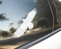 Hawk Decal Etsy