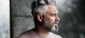 the best grey hairstyles for men