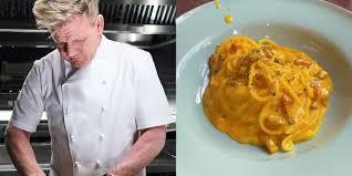 Gordon Ramsay e la carbonara che fa inorridire il web - La Cucina ...