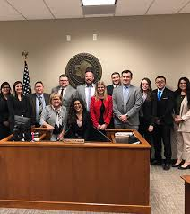 Immigration Clinic Students Visit Omaha Immigration Court | Nebraska  College of Law
