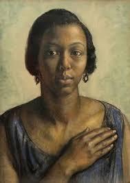 Pearl Johnson, 1927 by British artist Laura Knight | Portrait ...