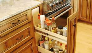 cabinet for pantry storage units