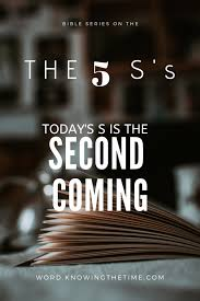 quotes about the second coming knowing the time christian blog