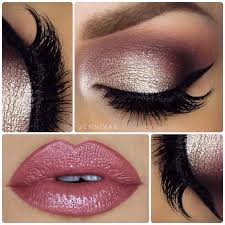 glam makeup look pictures photos and