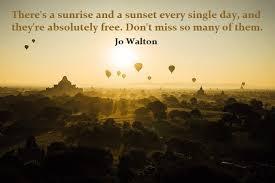 kata mutiara bahasa inggris matahari terbit sunrise