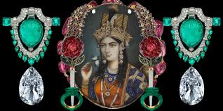 splendors of mughal india reena