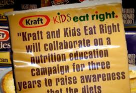 kraft singles kids eat right logo