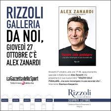 Incontra Alex Zanardi in Rizzoli Galleria!... - Rizzoli Galleria