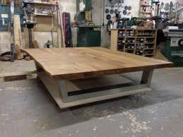 large coffee tables made in the uk