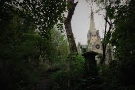 A bad witch's blog: London Necropolis: Abney Park Cemetery & Arboretum