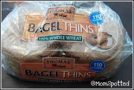 bagel thins mini pizza recipe thomas