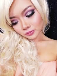 barbie doll makeup look steemit