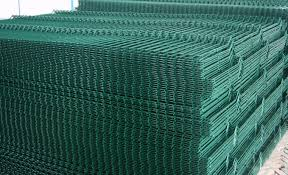 Mesh Panel Wire Fence