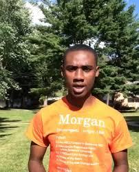 Morgan Man: Alexander Freeman – we are unapologetically black