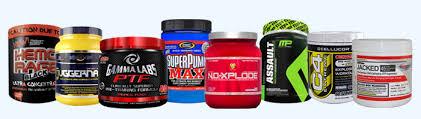 caffeine in workout supplements