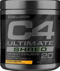 c4 ultimate shred review get the
