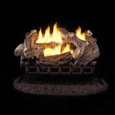propane fireplace logs fireplaces