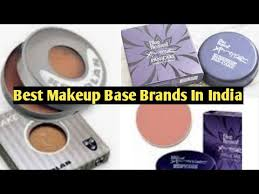 best makeup base brands in india