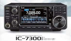 icom ic 7300 review qrp
