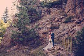 We just got the pics back and I'm obsessed with this one! Hayley Paige West  gown, Evergreen, CO : weddingplanning