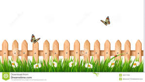Clip Art Flowers Google Search Fence Landscaping Backyard Fences Easy Fence
