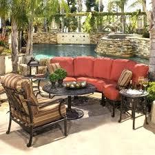 cushion wicker patio chair