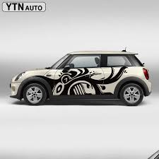 Side Door Vinyl Car Modified Accessories Sticker Customize Fit For Mini Cooper Countryman Clubman Paceman R56 R60 F54 F56 Decal Car Stickers Aliexpress
