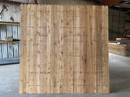 Western Red Cedar Fence Panels 5 8x4x8x8 Okc Fence Panel Builder