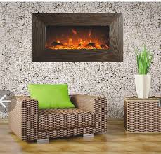 norway wall mounted electric fireplace