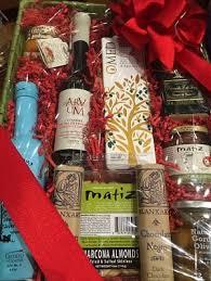 spanish gift basket city olive