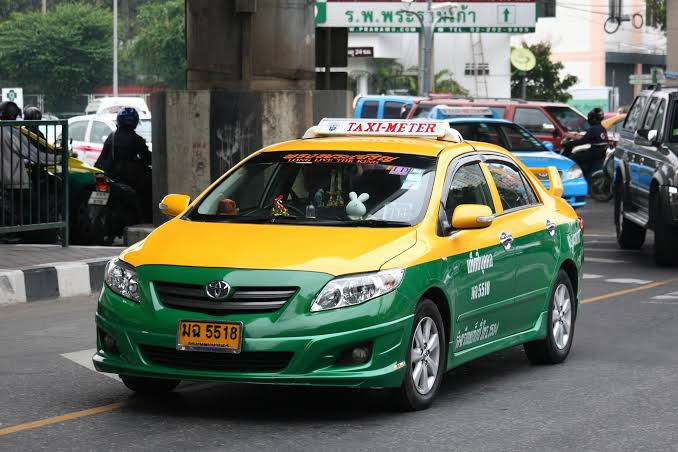 Image result for meter in bangkok taxi""