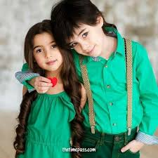 baby couple pic for whatsapp dp nosirix