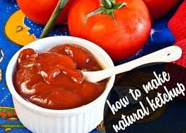 5 minute homemade ketchup recipe