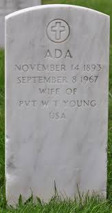 Ada Young (1893-1967) - Find A Grave Memorial