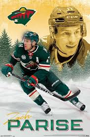 NHL Minnesota Wild - Zach Parise 19