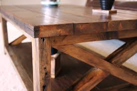 2020 best of rustic style coffee tables