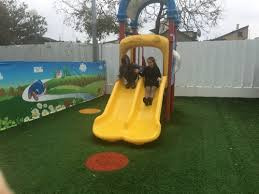 """Playing & Learning Together: First """"Social Yard"""" Opens at WIZO Beit Morecki  Day Care Center"""