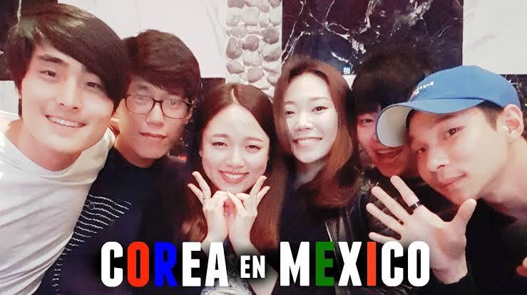 """Resultado de imagen de koreanos viviendo en mexico"""""""