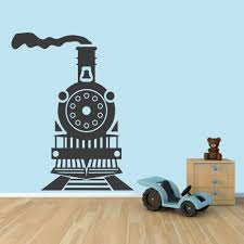 Train Wall Decal Kids Room Wall Decals Kids Room Wall Train Nursery