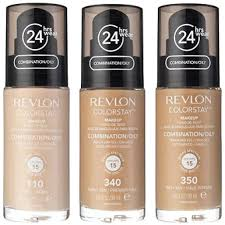 revlon colorstay makeup for bination