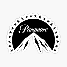 Paramore Stickers Redbubble