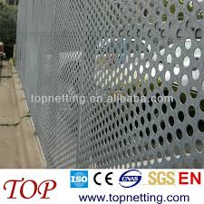Perforated Metal Mesh Screen Fencing Security Metal Mesh Fence Panels Buy Metal Fence Backyard Metal Fence Outdoor Metal Fence Product On Alibaba Com