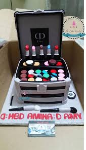 special makeup kit cake the cake world