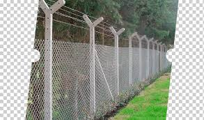 Fence Chain Link Fencing Land Lot Real Property Fence Outdoor Structure Fence Grass Png Klipartz