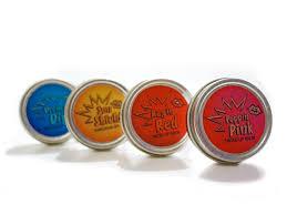 electric lip s tin set by