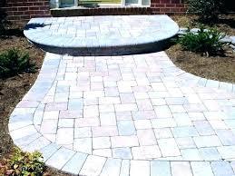 home depot brick paver sealer home