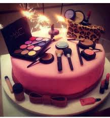 7 17th birthday cakes amazing makeup