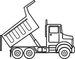 456+ Tranh tô màu xe tải dành cho bé yêu phương tiện giao thông