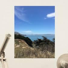 Artverse View Of Marin In California Wall Decal Wayfair
