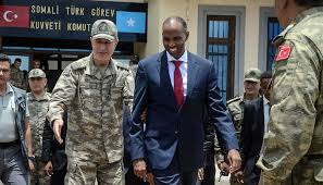 Turkey opens biggest overseas military base to train Somali soldiers -  Turkish Minute